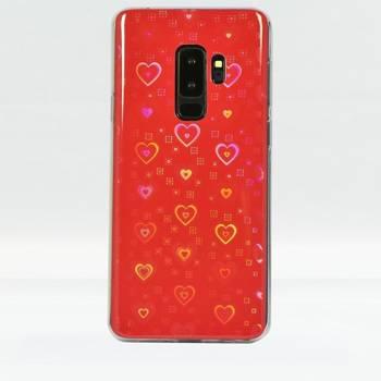 Etui do Samsung Galaxy S9 Plus / S9PLUS-W291 CZERWONY