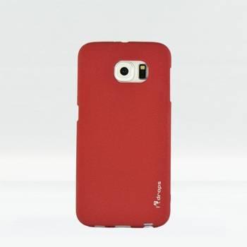 Etui do Samsung Galaxy S6 / S6-W61 CZERWONY