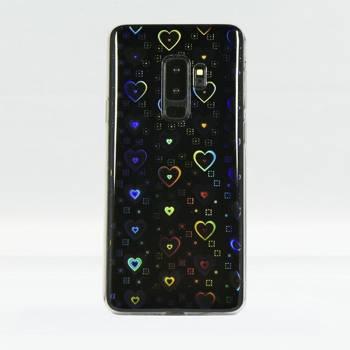 Etui do Samsung Galaxy S9 Plus / S9PLUS-W291 CZARNY