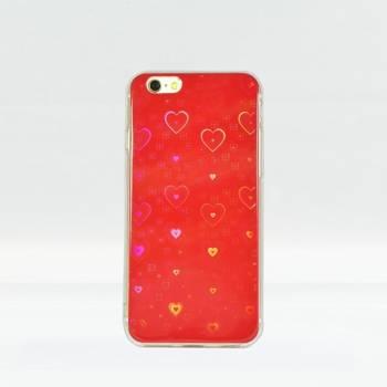 Etui do iPhone 6 / IP6-W291 CZERWONY