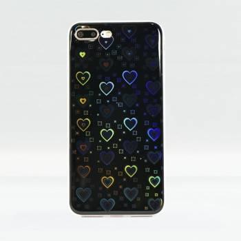 Etui do iPhone 7 Plus / iPhone 8 Plus / IP8PLUS/IP7PLUS-W291 CZARNY
