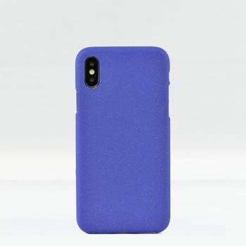 Etui do iPhone X / iPhone XS / IPX-W292 NIEBIESKI